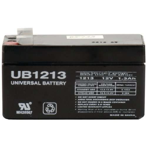 Ultratech Power Products Genuine UT1213 12V 1.3Ah SLA Battery