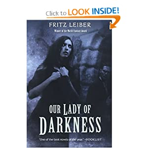 Our Lady of Darkness by Fritz Leiber