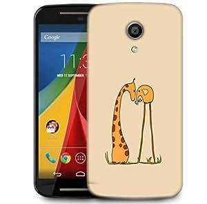 Snoogg I Got Legs Designer Protective Phone Back Case Cover For Motorola G 2nd Genration / Moto G 2nd Gen