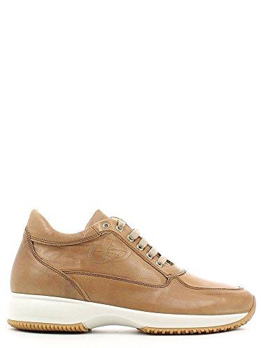 Blu Byblos 662150 Sneakers Uomo Pelle Sabbia Sabbia 43