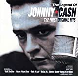 Johnny Cash Legend Of Johnny Cash: The First Original Hits