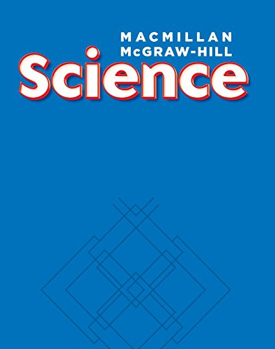 MacMillan McGraw-Hill Science Picture Cards: Grade 1
