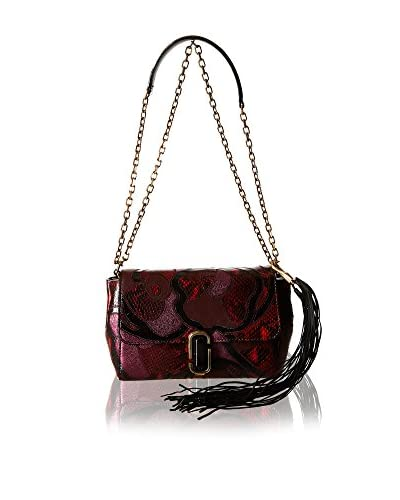 Marc Jacobs Borsa A Tracolla Snake Patchwork Shoulder Bag