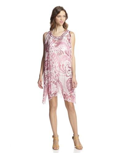 Valery Blu Women's Tunic  [Rose]