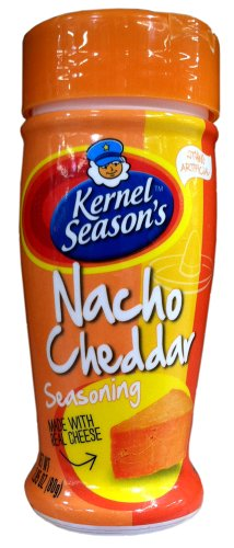 Kernel Season's NACHO CHEDDAR SEASONING 2.85oz (3 Pack) (Taco Cheese compare prices)