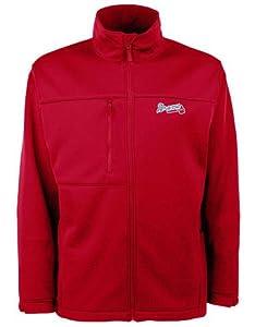 Atlanta Braves Traverse Jacket by Antigua