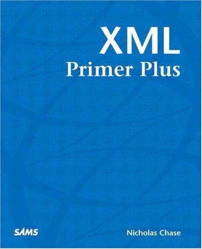 XML Primer Plus