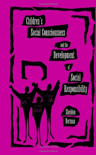 Children'S Social Consciousness & The Development (Suny Series, Democracy & Education) front-487081