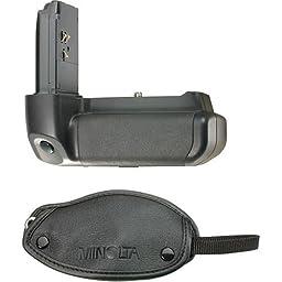 Konica Minolta BP-400 Vertical Grip/Battery Pack for Dimage A1 & A2 Digital Cameras