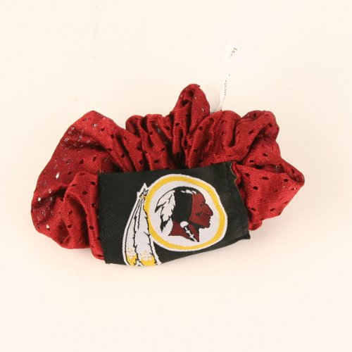 Washington Redskins Burgundy Pony Tail Holder at Amazon.com