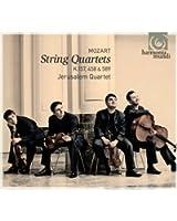 Mozart : Quatuors à cordes K.127, K.458 et K.589