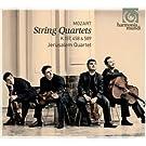 Mozart: String Quartets (K.157, K.458 & K589) - Jerusalem Quartet