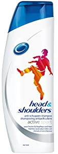Head & Shoulders Anti-Schuppen Shampoo active sport Olympia, 2er Pack (2 x 300 ml)