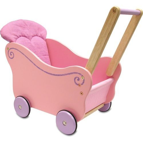 Puppenwagen pink