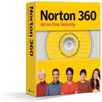 Norton 360 5 User