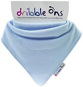 DRIBBLE ONS Dribble Bib (Baby Blue)