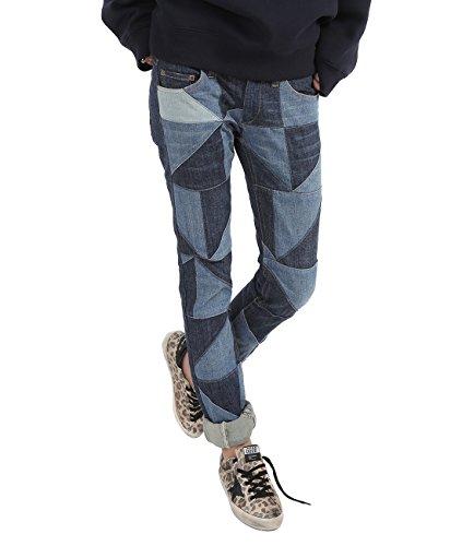 wiberlux-isabel-marant-drappy-womens-patchwork-cuffed-denim-skinny-fit-jeans-36-blue