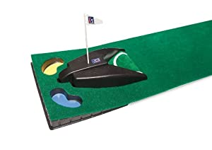 PGA Tour Automatic Ball Return Putting Mat