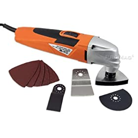 NEW! 3-in-1 Multifunction Power Tool with Variable Speed - Sand, Cut, Scrape