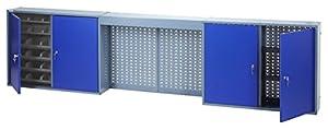 Küpper Hängeschrank 70187, made in Germany, 240 x 60 x 19 cm  BaumarktKundenbewertung und weitere Informationen