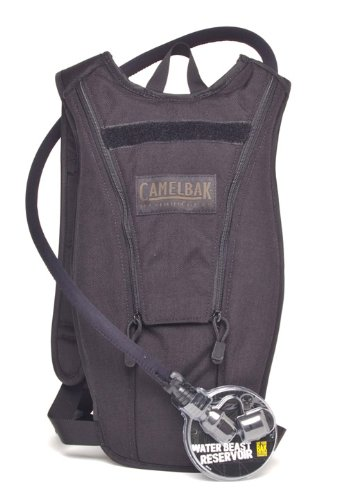 Camelbak Stealth 72 oz/2.1L Black 76000