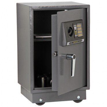 1.5 Cubic Ft. Electronic Digital Safe by BUNKER HILL SAFES