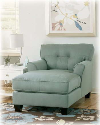 Contemporary Lagoon Kylee Living Room Chaise