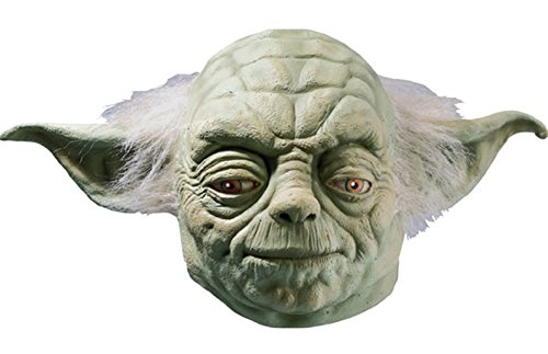 Star Wars Yoda Deluxe Latex Adult Halloween Costume Mask