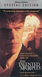 The Talented Mr. Ripley [VHS]