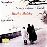 Schubert: Songs without Words Mischa Maisky