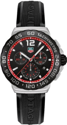 Purchasing Guide: TAG Heuer Formula 1 Mens Quartz Watch CAU1116.FT6024