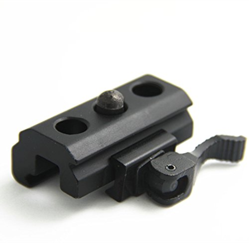 JINSE QD Quick Detach Cam Lock 20mm Picatinny Weaver Rails Bipod Sling Adapter (Weaver Quad Lock compare prices)