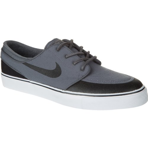 ナイキ Nike Zoom Stefan Janoski Premium SE Skate Shoe - Men's Dark Grey White Turbo Green Black アウトドア メンズ 男性用 靴 スケートシューズ Skate Shoes 並行輸入