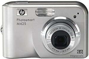 HP Photosmart M425 5MP Digital Camera with 3x Optical Zoom from Hewlett Packard