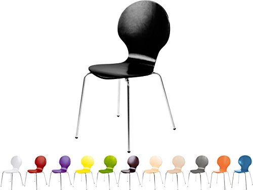 Stapelstuhl-Bistrostuhl-Stuhl-Esszimmerstuhl-Kchenstuhl-Design-Metall-Holz-stapelbar-sehr-belastbar-Marcus-Schwarz
