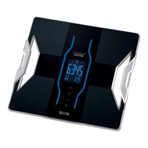 TANITA 【筋肉の「質」がわかる】 デュアルタイプ体組成計 インナースキャンデュアル ブラック RD-903-BK