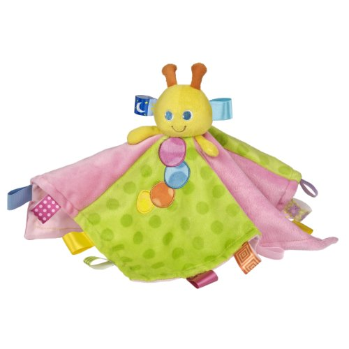 Taggies Colours Caterpillar Character Blanket front-830498