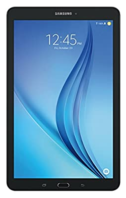 "Samsung Galaxy Tab E 9.6"" 16 Gb Wifi (Black)"
