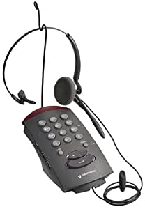Plantronics T10 Corded Headset Phone