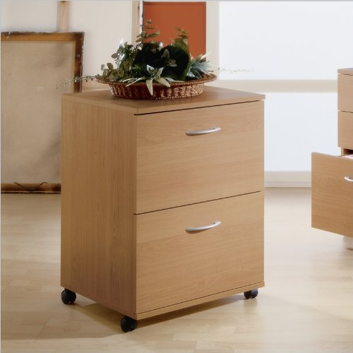 Pablo 2 Drawer Filing Cabinet