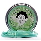 Crazy Aaron's Electric Green Putty - 4 inch tin