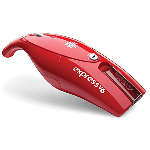 Commart Dirt Devil Express V6 Cordless Bagless Handheld Vacuum Ships from USA (Scorpion Quick Flip Hand Vac compare prices)