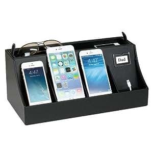 G U S Desktop Smartphone Charging Station And