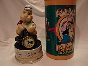 Popeye Limited Edition Fossil Watch