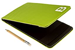 Fuzzy Bunkers Golf Scorecard Holder (Green)