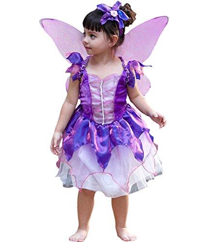 Girls (Tinkerbell 2t Costume)