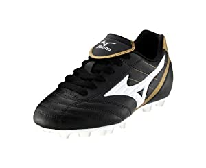 Mizuno Fortuna Junior Moulded Football Boots - 6.5 - Black
