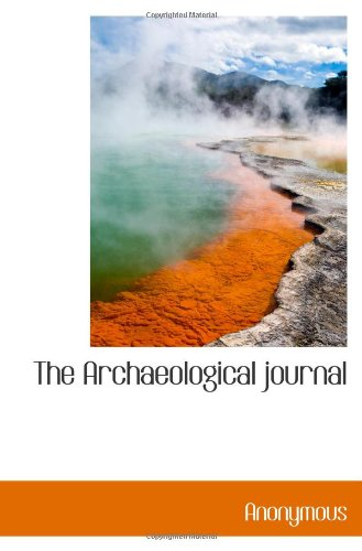The Archaeological Journal front-389152
