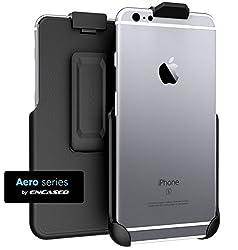 iPhone 6 6S Spring Clip Belt Holster - Case Free Design (Encased )