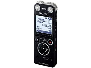 Sony Stereo IC Recorder SX1000 16GB Black ICD-SX1000/B